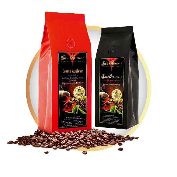 coffee assortment